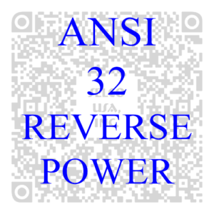 Reverse Power Protection