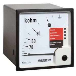 KPM169 DC Insulation Monitor SELCO USA