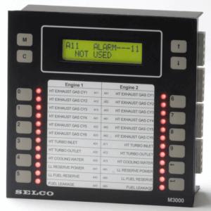 M3000 Analog Alarm Annonciator SELCO USA