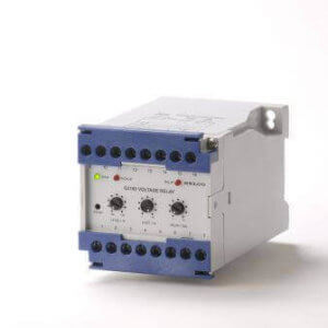 G3300 Voltage Relay, Aux 12-36VDC, Over Voltage or Under Voltage (Three Phase)