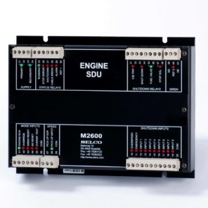 M2600 Shut-Down Unit