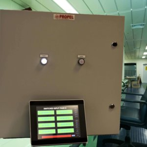 SAMS-64 Ships Alarm and Monitoring System